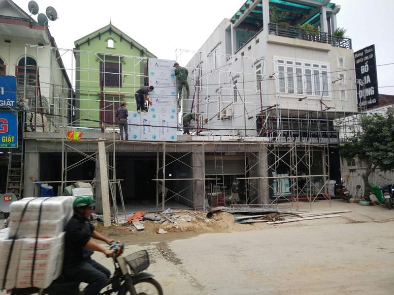 Biển quảng cáo Hương Thơm đẹp tại Nghệ An
